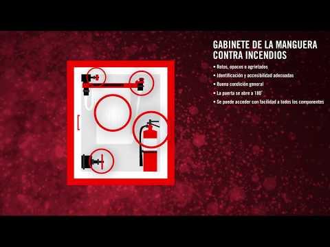 Guía de inspección de rejilla de manguera contra incendios