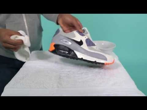 How to clean your trainers / sneakers so they look brand new | ASOS Menswear tutorial