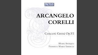 Concerto Grosso in F Major, Op. 6, No. 2: I. Vivace - Allegro