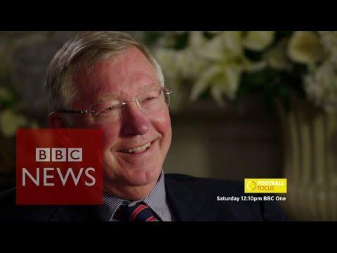 'I was no monster' says Man Utd's former manager Alex Ferguson – BBC News
