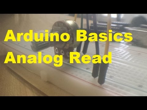 How To Do An Analog Read On Arduino