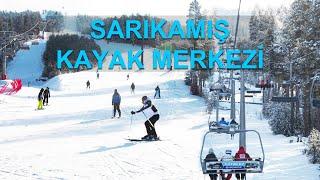 Sarıkamış Kayak Merkezi Turumuz 2020 Telesiyej, Pistler, Ücretler,