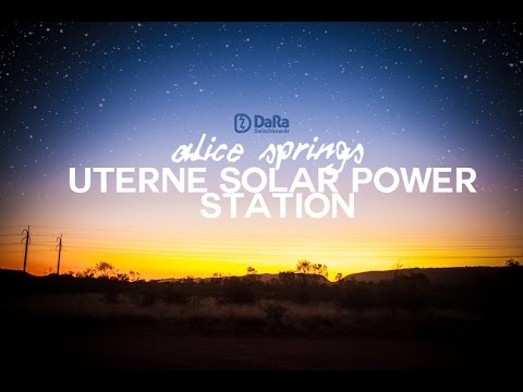 """Uterne II "" Solar Power Plant"