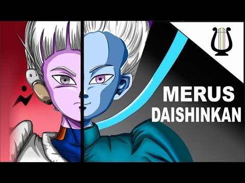 INCREIBLE! Meerus es Daishinkan? - Dragon Ball Super