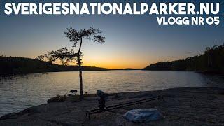 Sverigesnationalparker - Tiveden - vlogg nr 05