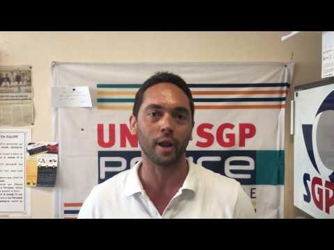 """Unité SGP Police: """"Nos conditions de travail sont exécrables"""""""