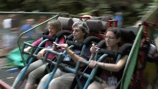 Gambar cover Pendolo Home-made Roller Coaster (HD POV) - Ai Pioppi, Italy