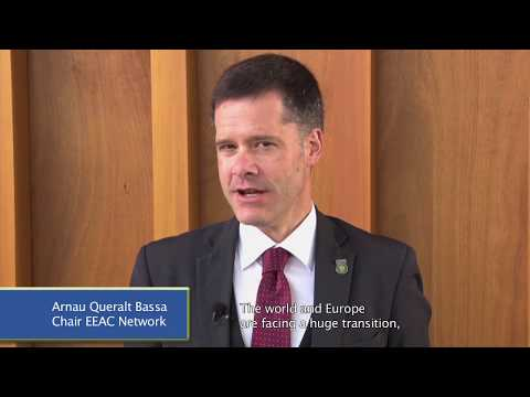 Interview with Arnau Queralt Bassa, chair EEAC  -  Preface EEAC Conference 2017