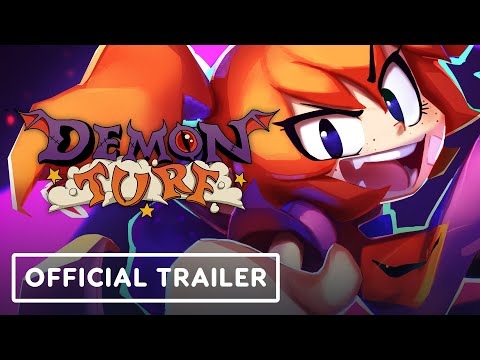 Demon Turf - Official Reveal Trailer | Summer of Gaming 2020
