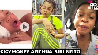 GIGY MONEY Aanika Ukweli wote Video za Utupu za Menina/Athibitisha Kujirecord/Awashauri Mastaa