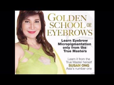 Actual Eyebrow Procedure of Ms Marites Allen