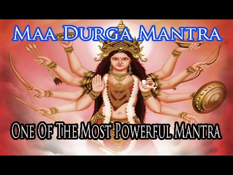 Maa Durga Mantra | Mantra For Unexpected Wealth | One Of The Most Powerful Mantra