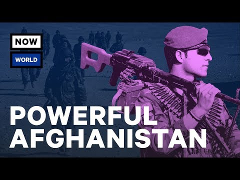 How Powerful is Afghanistan?