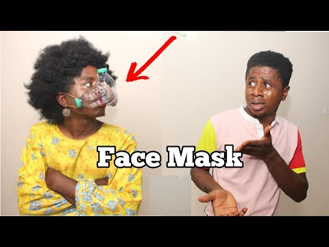FACE MASK | Mc Shem Comedian