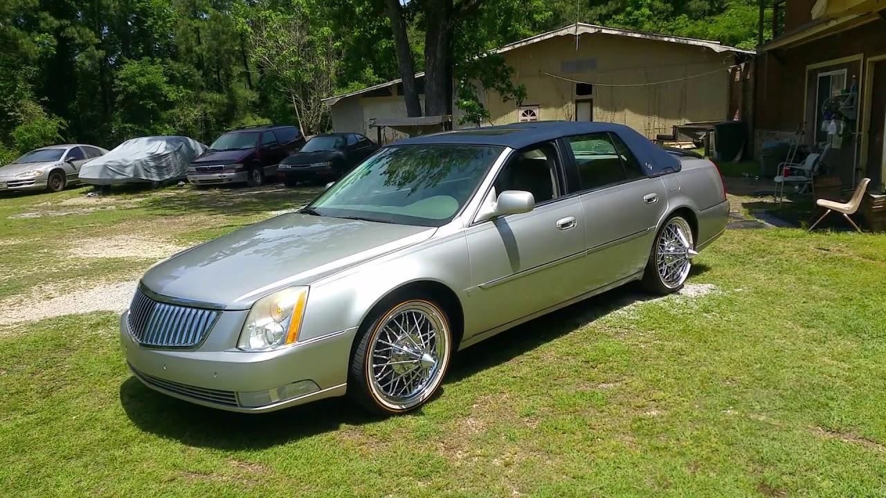 Cadillac Dts On Swangas