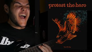 Protest The Hero - From The Sky (Guitar Cover)