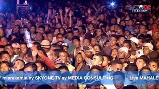 Extrait Live Stream Mahaleo Palais des Sports