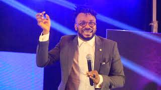 Comedian Hogan Praises Ghana Police  Nigeria 61st  Birthday