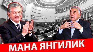 Шавкат Мирзиёев - Ёдгор саъдиев ,,600 млн доллар