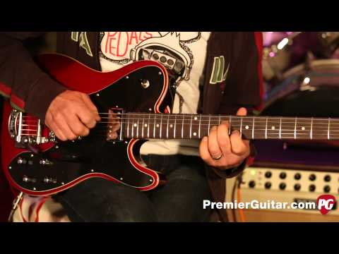 Review Demo - Schecter PT Fastback II B