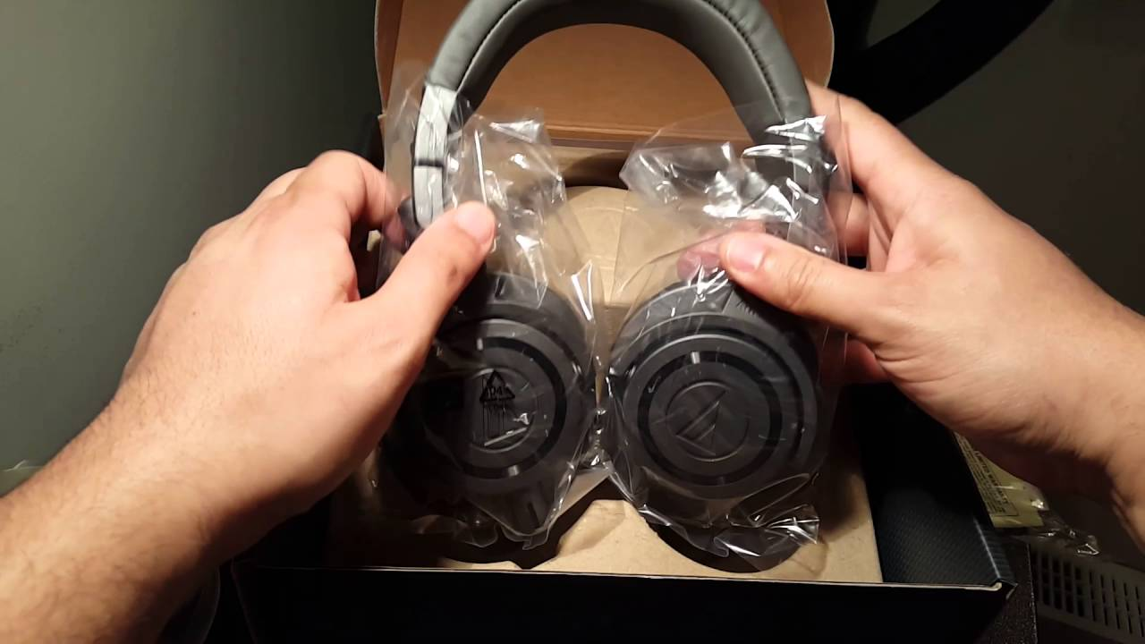 Audio Technica Ath M50xmg Limited Edition Professional Studio M40x Monitoring Headphone Monitor Headphones Matte Gray