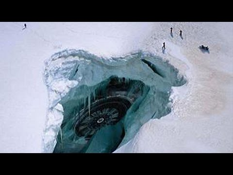 Ruins Of Ancient City Found In Antarctica