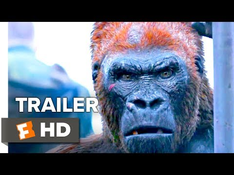 Thumbnail: War for the Planet of the Apes Trailer #4 (2017) | Movieclips Trailers