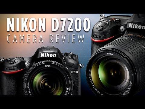 Nikon D7200 DSLR Camera Review