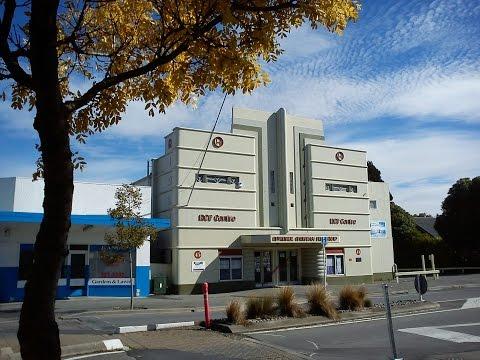 KAIAPOI MOVIE THEATRE & CITY CINEMAS, NEW ZEALAND