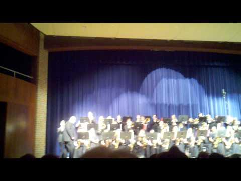 Petoskey Band Spring