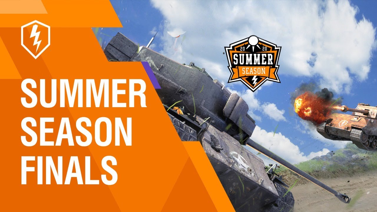 WoT Blitz. Summer Season Championship. Final