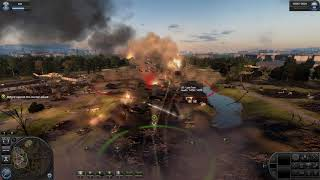 World in Conflict: The Setpieces have aged super well since 2007.
