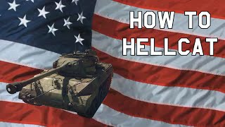 ➤ WT   How to M18 Hellcat