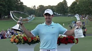 Highlights | Rory McIlroy wins it all at the TOUR Championship