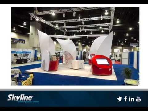 Skyline Displays Healthcare & Medical Capabilities Presentation