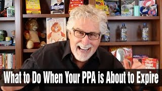 What to Do When Your PPA is About to Expire