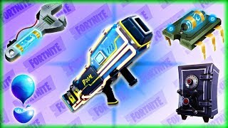 Fortnite StW : Wed Morn 10/17 - Get THE NOBLE LAUNCHER! Pve