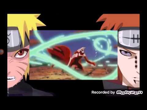 Naruto vs pin dublado
