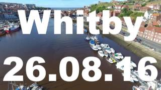 Our Camping trip to Pickering & Whitby 2016