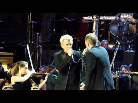 Alfie Boe & Billy Idol 'Cut My Hair' Classic Quadrophenia 05.07.15 HD
