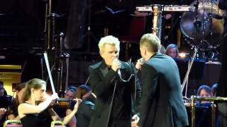 Alfie Boe & Billy Idol