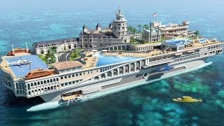 Private Luxury Boats Cruise With The Rich And The Famous