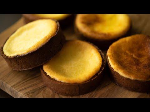 ベイクドチーズケーキ・タルト・ショコラ