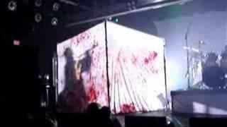 """Skinny Puppy - """"Anger"""", Houston, TX 06/16/07"""