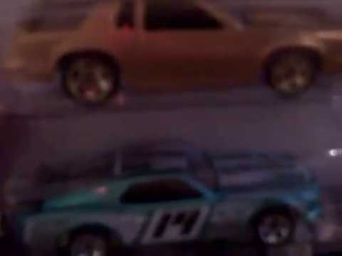 Hot Wheels Cool Classic Cars