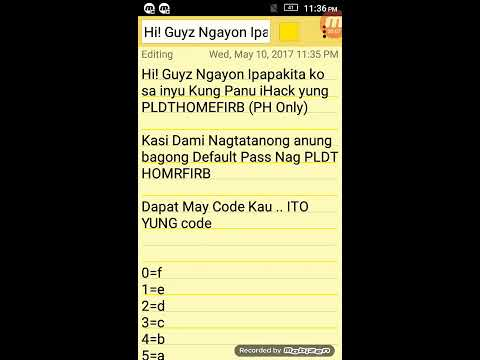 How To Hack PLDTHOMEFIBR (PH Only) 2017!!!!!