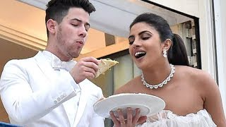 Priyanka Chopra HUSBAND Nick Jonas Feeds Her Pizza During Cannes 2019 Is Breaking All Stereotypes