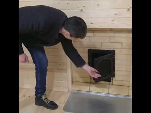 Каркасная баня под