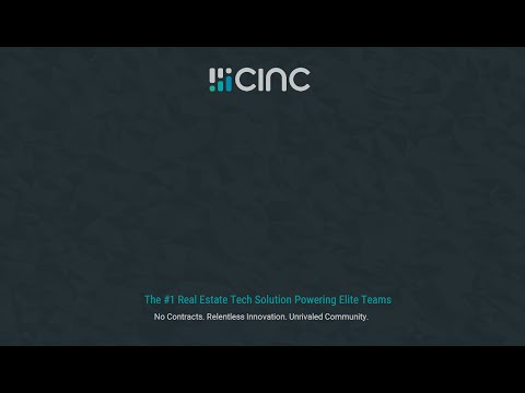CINC Lender Partnering Webinar