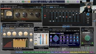 Mixing 1 Take Rap Vocals and Adlibs
